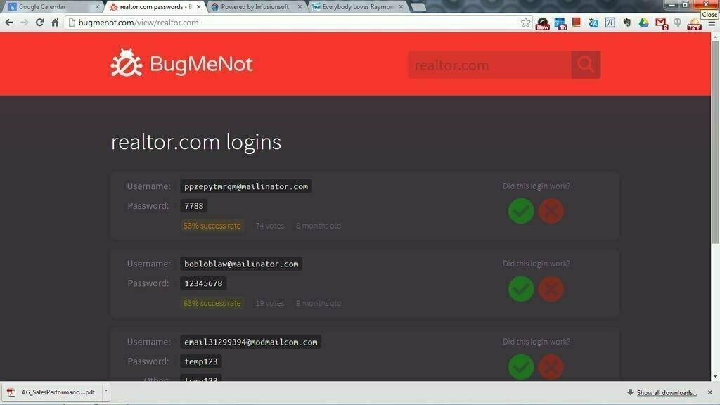 8 BugMeNot Alternatives & Similar Software - Top Best