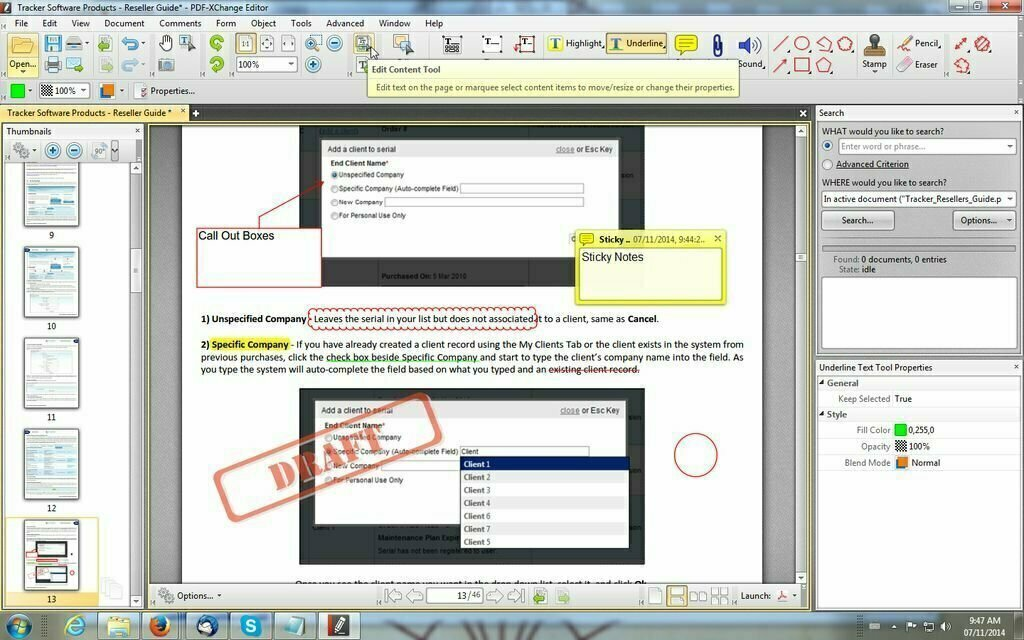 18 pdf-xchange editor alternatives & similar software