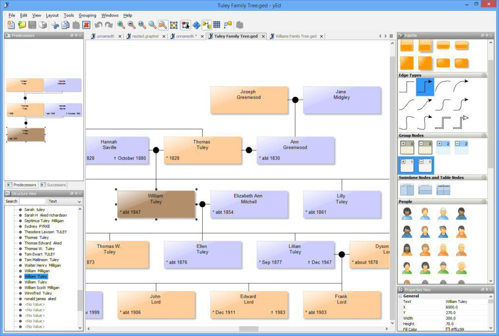 32 yEd Graph Editor Alternatives & Similar Software - Top ...